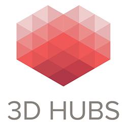 logo_3dhubs 3d printing