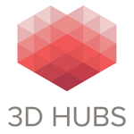 logo_3dhubs 3d printing athens greece