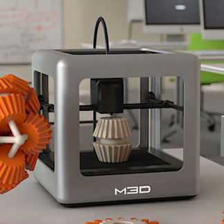 m3d 3d printer education