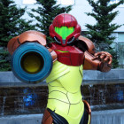 This 3D Printed Samus Aran Cosplay from Metroid is Incredible