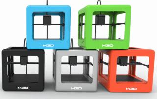 micro M3D 3d printer