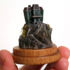 3D Printed and Cast in Bronze Mini Horror MicroFear Dioramas Launch on Kickstarter