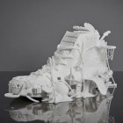 UK Design Studio Modla Gives Converse the 3D Printed All Star Treatment