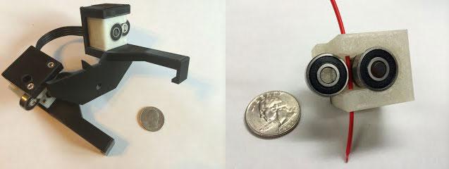 monitor bracket small 3d printing filament