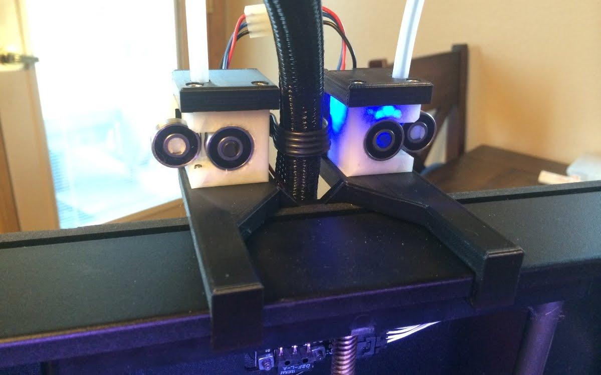 filament monitor 3d printing
