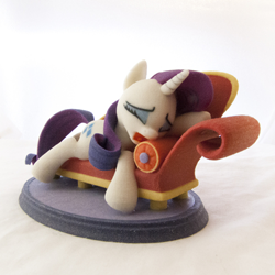 my little pony 3D print on Shapeways