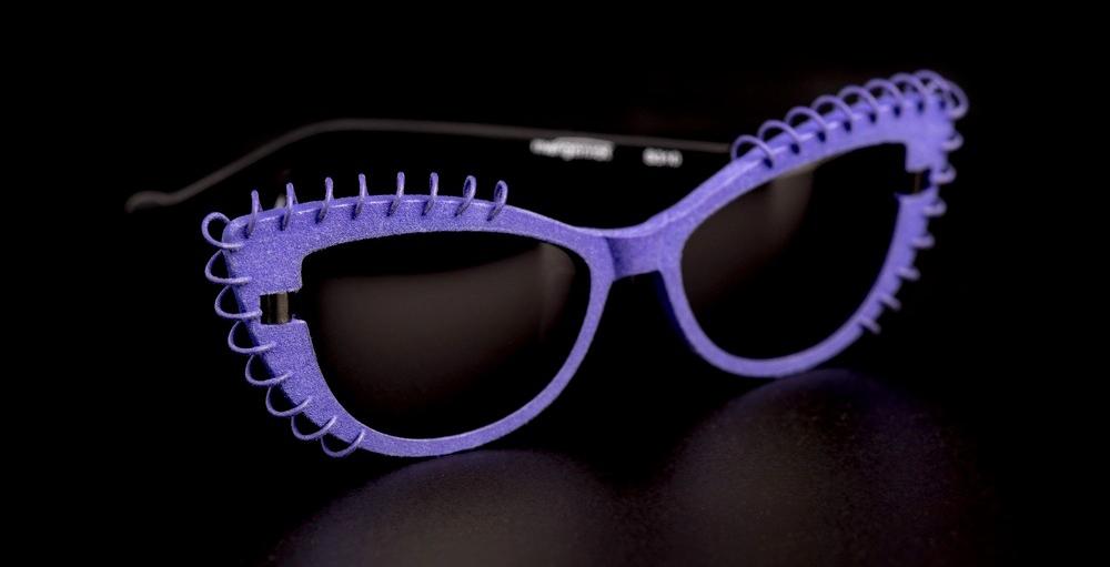 MORGENROT lunettes 3D imprimé lunettes