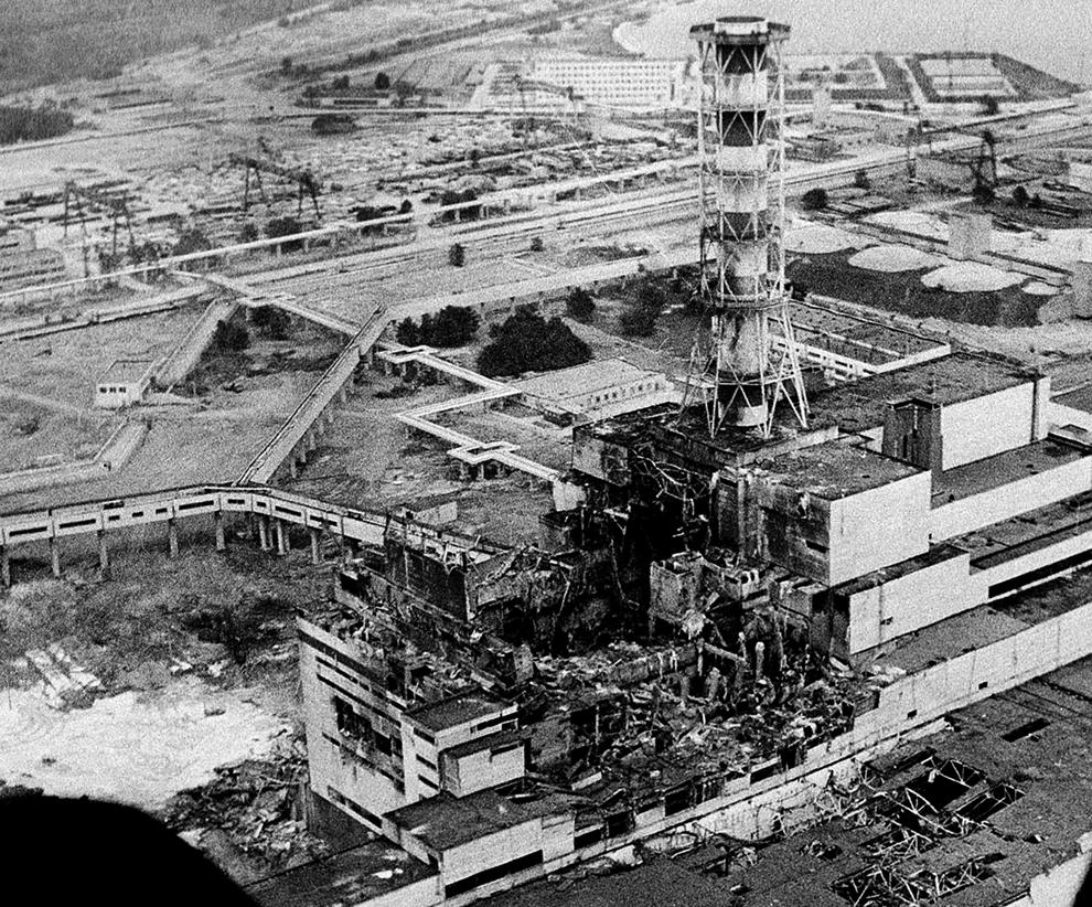 old chernobyl