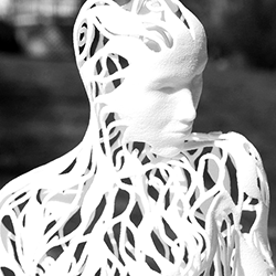 phil nolan shapeways 3d printed woman