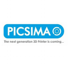 Picsima 3D Printing Silicone without Support Structures