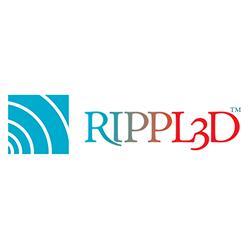 rippl3d-logo 3d printing challenge