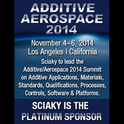 sciaky additive aerospace 3d printing