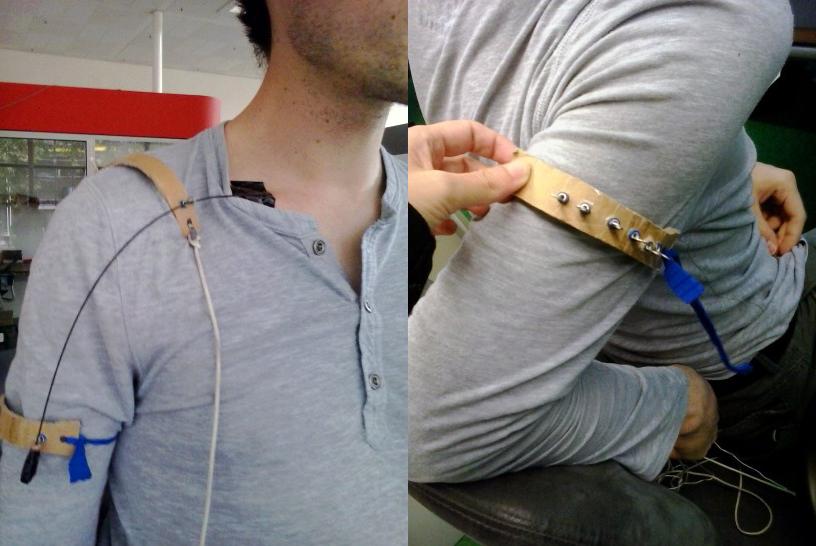 sensor on a dude 3d printing