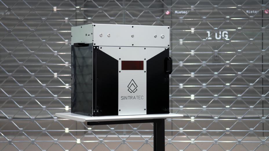 sintratec 3D printer laser sintering