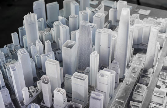 what san francisco will look like in 2017 3d printing industrystratasys 3d printing city clear