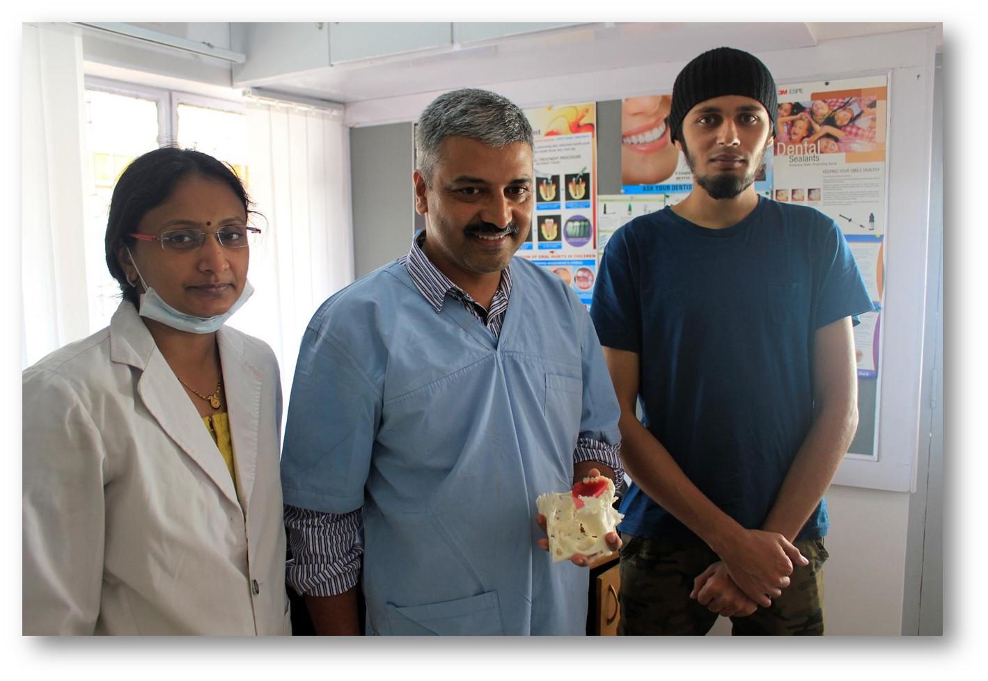 teeth implant osteo3d 3d printing