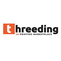 threeding_logo 3d printing industry