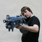 3d printed gun thunderlord_aim feature