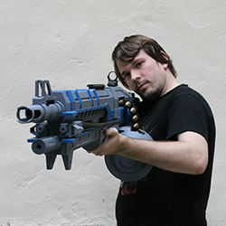 It's Not the Size of Your 3D Printed Destiny Gun Replica…Who Are We Kidding, Bigger is Always Better