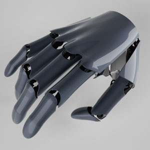 youbionic hand 3d printing