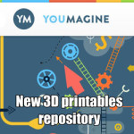 3DPI.TV – YouMagine Opens Up Open Source Dialogue