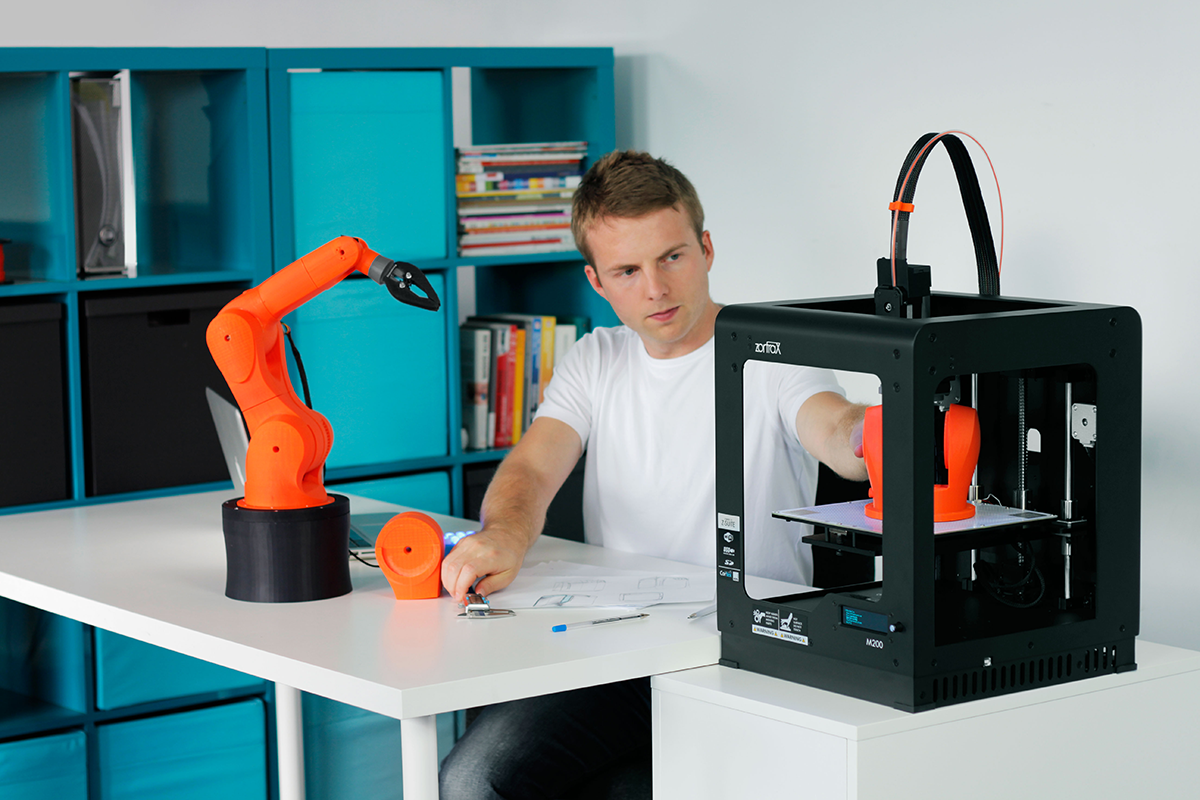 zortrax_m200 3d printer