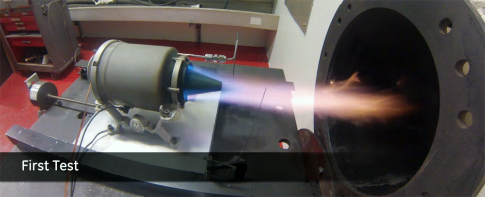 Ge Test Fires Mini 3d Printed Engine 3d Printing Industry