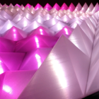 Zortrax's Store Opening Hypnotizes with Piloci's 3D Printed Wall of Light and Sound