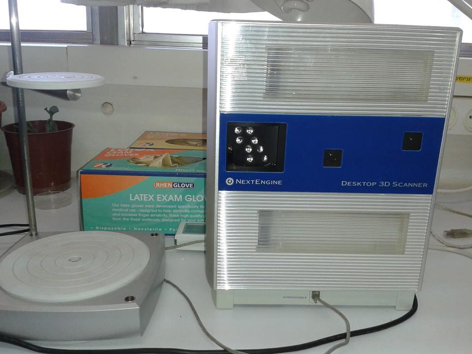 3d scanner xln