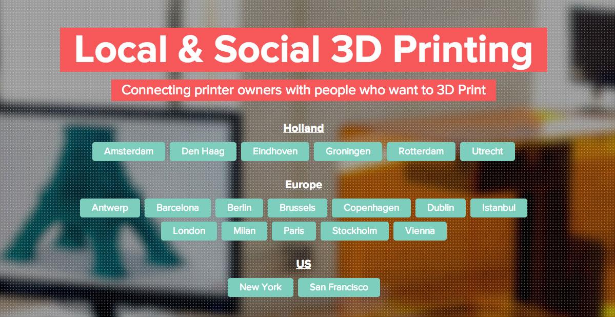 3dhubs 3d printing