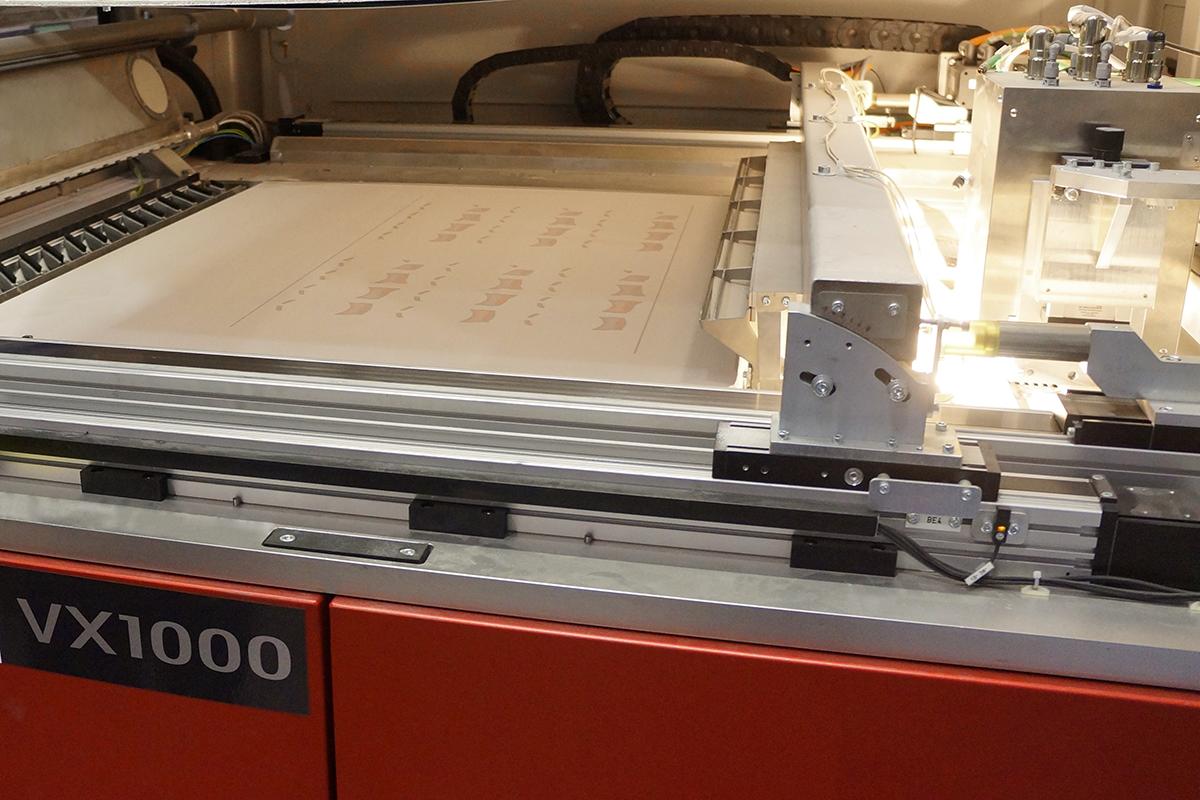 4 3d Printing sand process