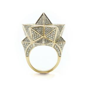 John Brevard ring 3d printing
