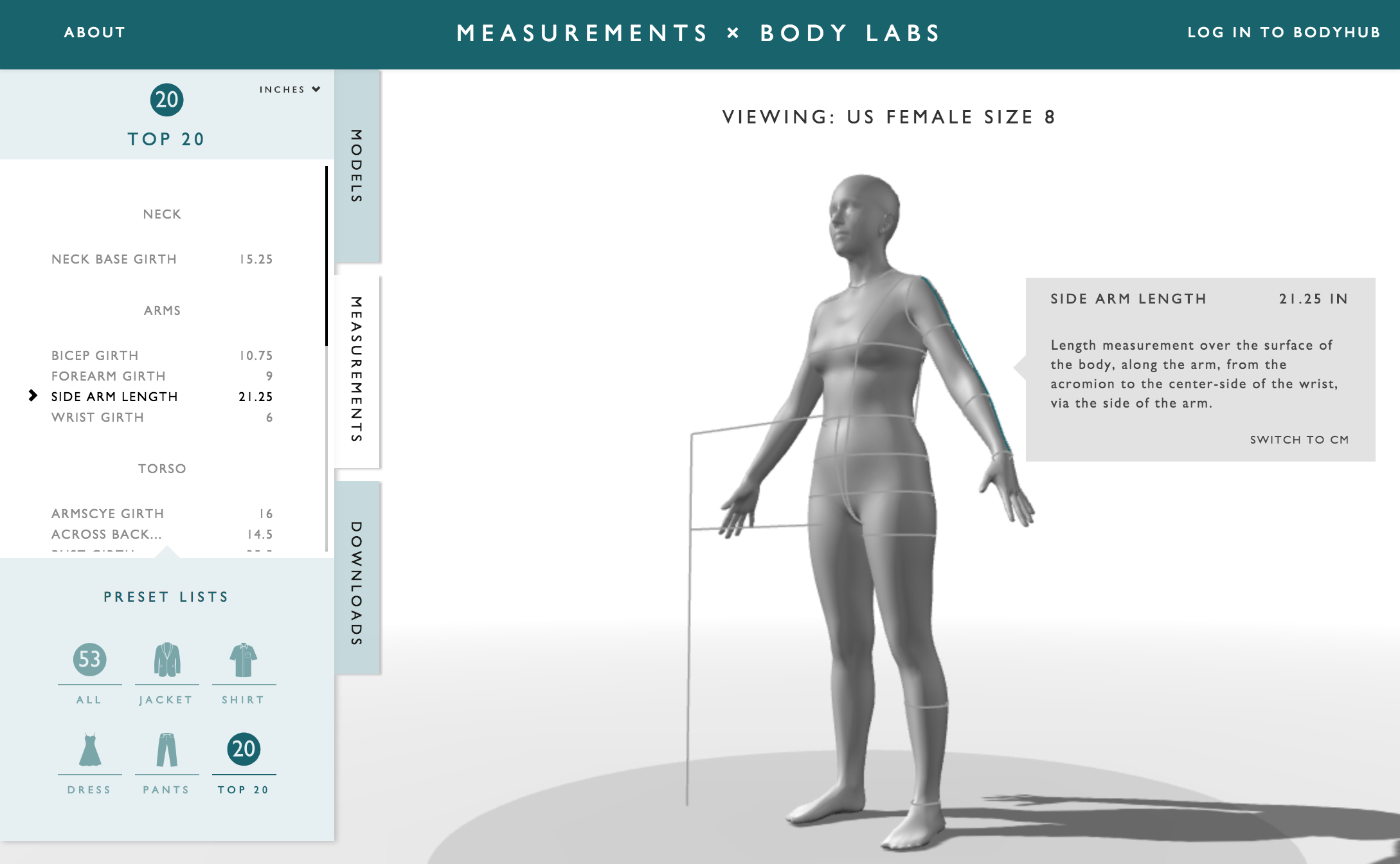 3D Body Scanning Startup Body Labs Acquired by Amazon - 3D