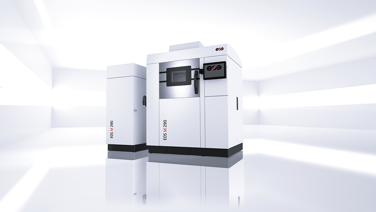 EOS Euromold4 3d printer