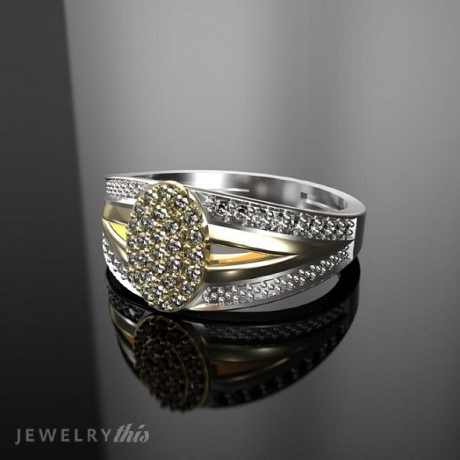 Win 3d Printed Gold Ring Via Jewelrythis 3d Printing