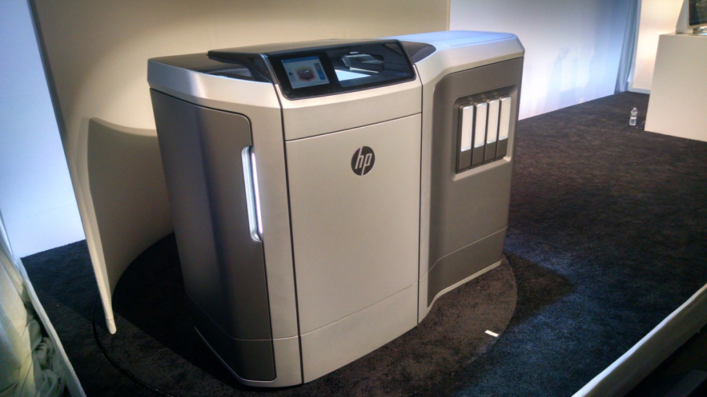 HP MJF New platform 3d printer