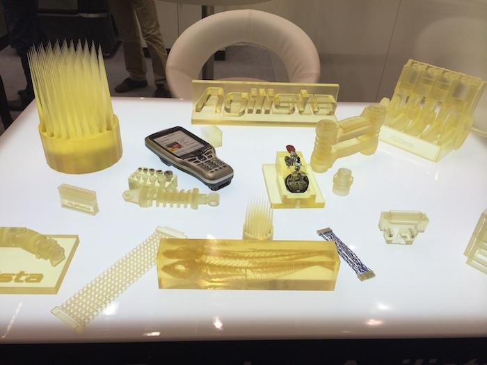 Keyence 3d printing Parts