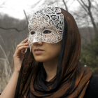 Lumecluster's 3D Printed Masks Might Help You Find Your Real Self