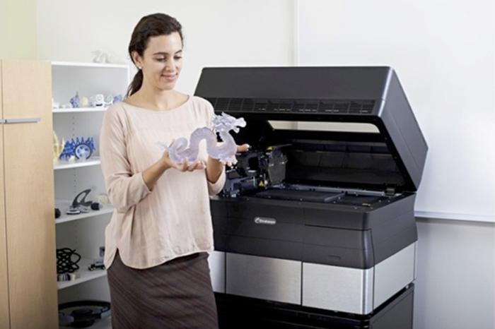 Objet Prime stratasys 3d printer 3d printing industry