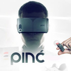 Pinć: 3D Printed Virtual Reality Case