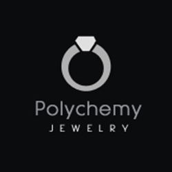 PolychemyLogo 3d printable jewelry