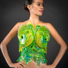 Neri Oxman Takes Us for a 3D Printed Polyjet Ride Into Astrobiological Exploration