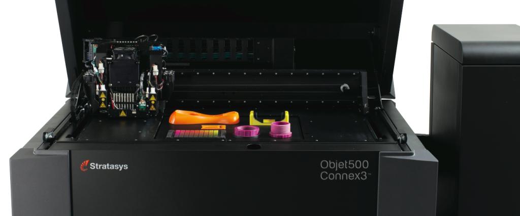 Stratasys Connex3 3D Printer