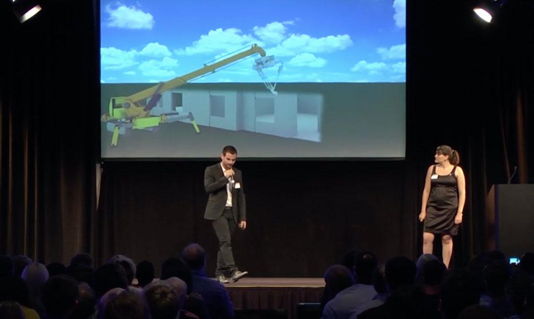 tridom 3d printing housing singularity university