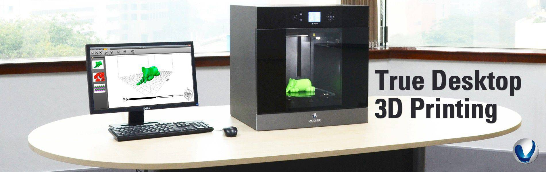 Vagler 3d printer education desktop