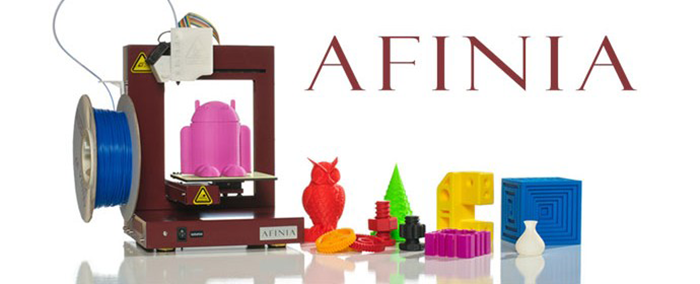afinia 3d printer make most reliable