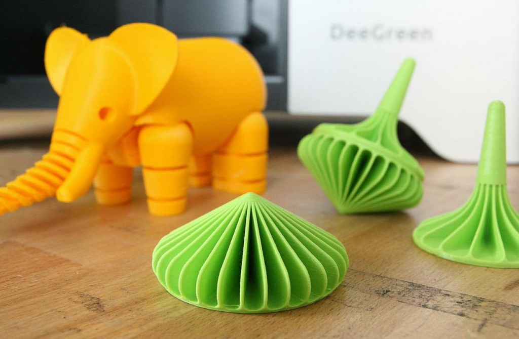 be3d deegreen 3d printing