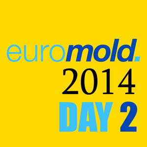 Euromold 2014 — A Round Up of Day 2
