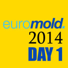 Euromold 2014 — A Review of Day 1
