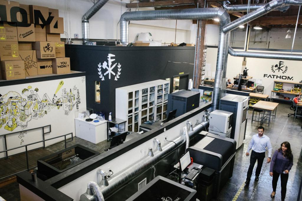 fathom studio 3d printing